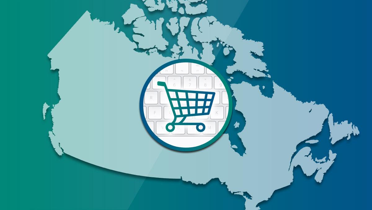 e-commerce au Canada