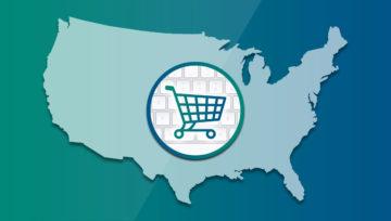 e-commerce aux États-Unis