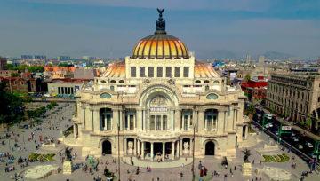 Vue de Mexico