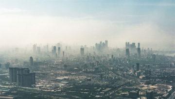 Vue de Mumbai